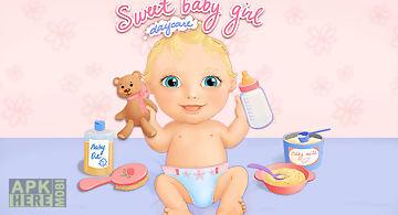 Sweet baby girl - daycare dress ..