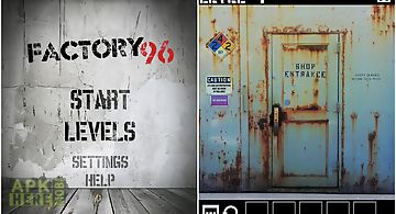 Factory96 - room escape game