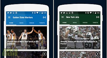 Fanly - your sports news feed