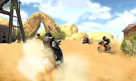 motocross racing game