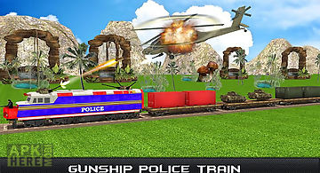 Police train simulator