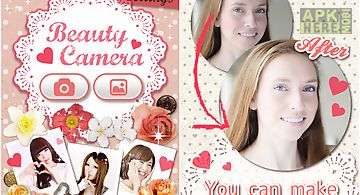 Beauty camera -make-up camera-