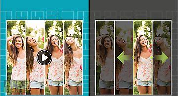 Picplaypost - video collage