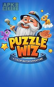 puzzle wiz: a color match adventure