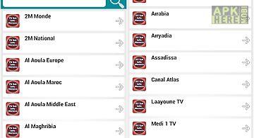 Tv sat info morocco