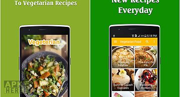Vegetarian food recipes free