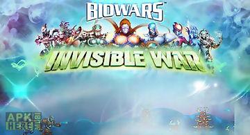 Biowars: invisible war