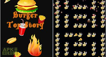 Burger top chef story game free