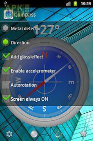 compass - widget