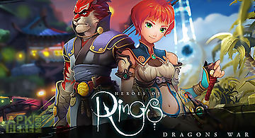 Heroes of rings: dragons war