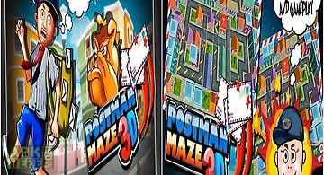 Postman maze 3d