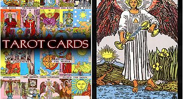Tarot cards and horoscope