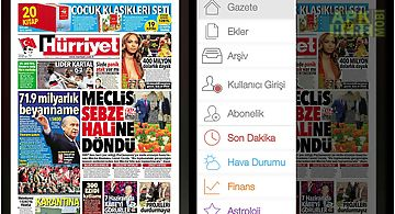 Hürriyet e-gazete