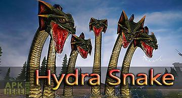Hydra snake simulator 3d