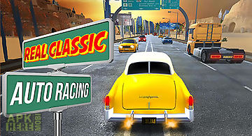 Real classic auto racing