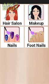 girl salon games