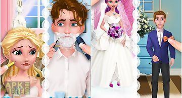 My dream wedding! fashion day
