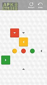 squares: game about squares and dots