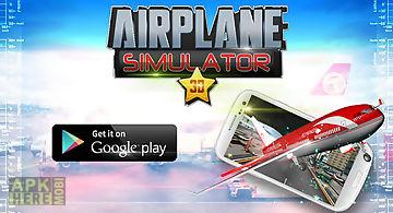 3d airplane simulator