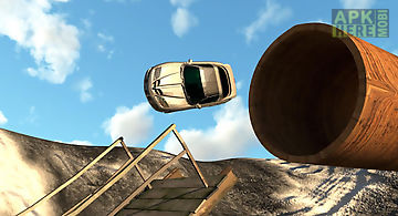 City car racing stunts 2016
