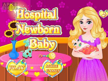 hospital newborn baby games