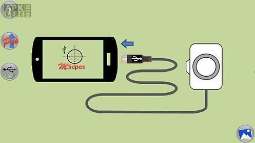 mscopes for usb camera