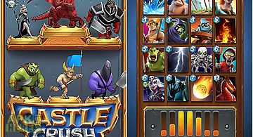 Castle crush: strategy game