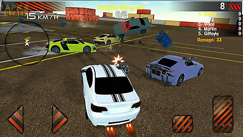crash day: derby simulator