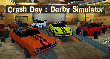 Crash day: derby simulator