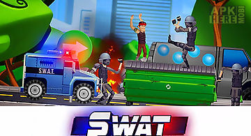 Elite swat car racing: army truc..