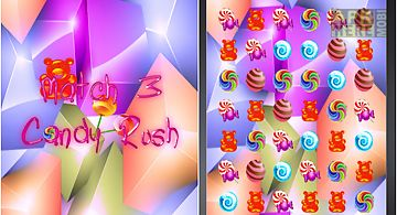 Candy rush match 3