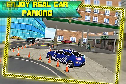 city car: real parking