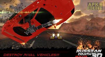 Death racing fever: car 3d
