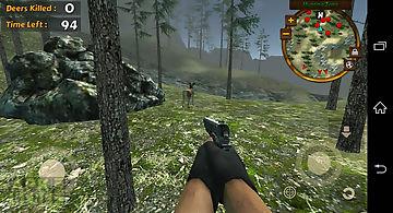 Hunt the deer