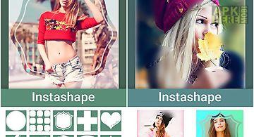 Insta square shapesnap pic