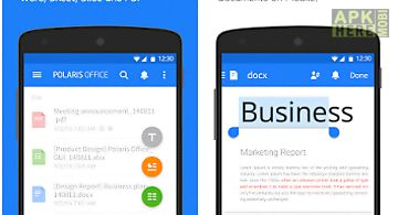 Wps office + pdf for Android free download at Apk Here store