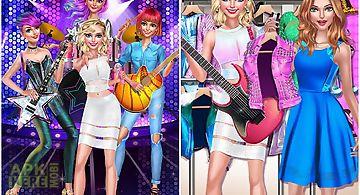 Pop star girl - teen fashion