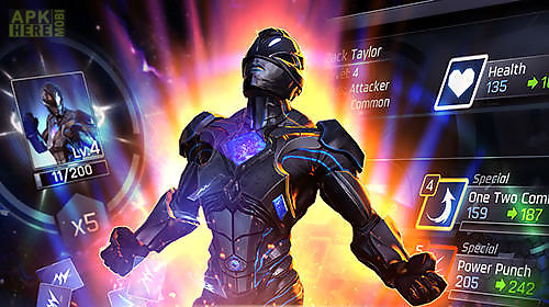 Power rangers: legacy wars for Android free download at Apk