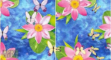 Butterflies by amax lwps Live Wa..