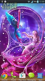 dream angels live wallpaper