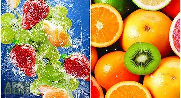 Fruits Live Wallpaper