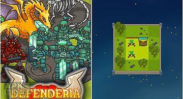 Defenderia rpg: curse of the tin..