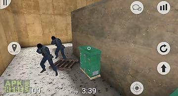 Prop hunt portable