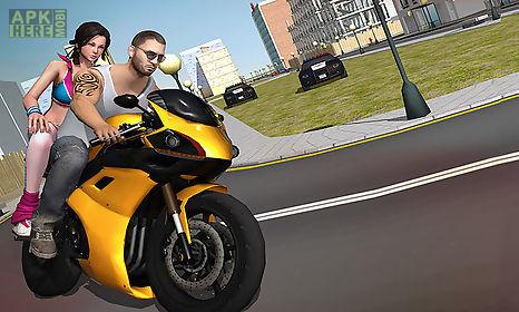 thumb bike drifting mission