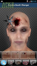 zombie booth changer - face