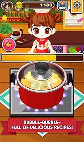 chef judy: school meals maker
