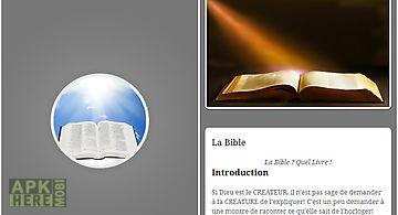 Cours biblique gratuit