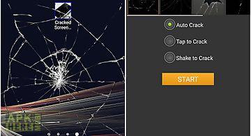 Crack your phone screen prank