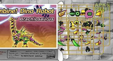 Dino robot - brachiosaurus
