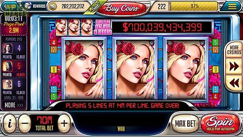 comox casino Slot Machine